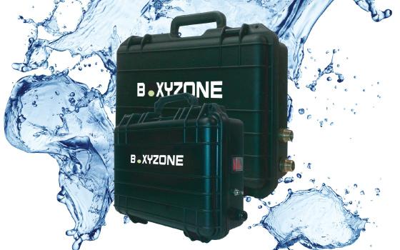 BoxyZone otsonointiyksikkö
