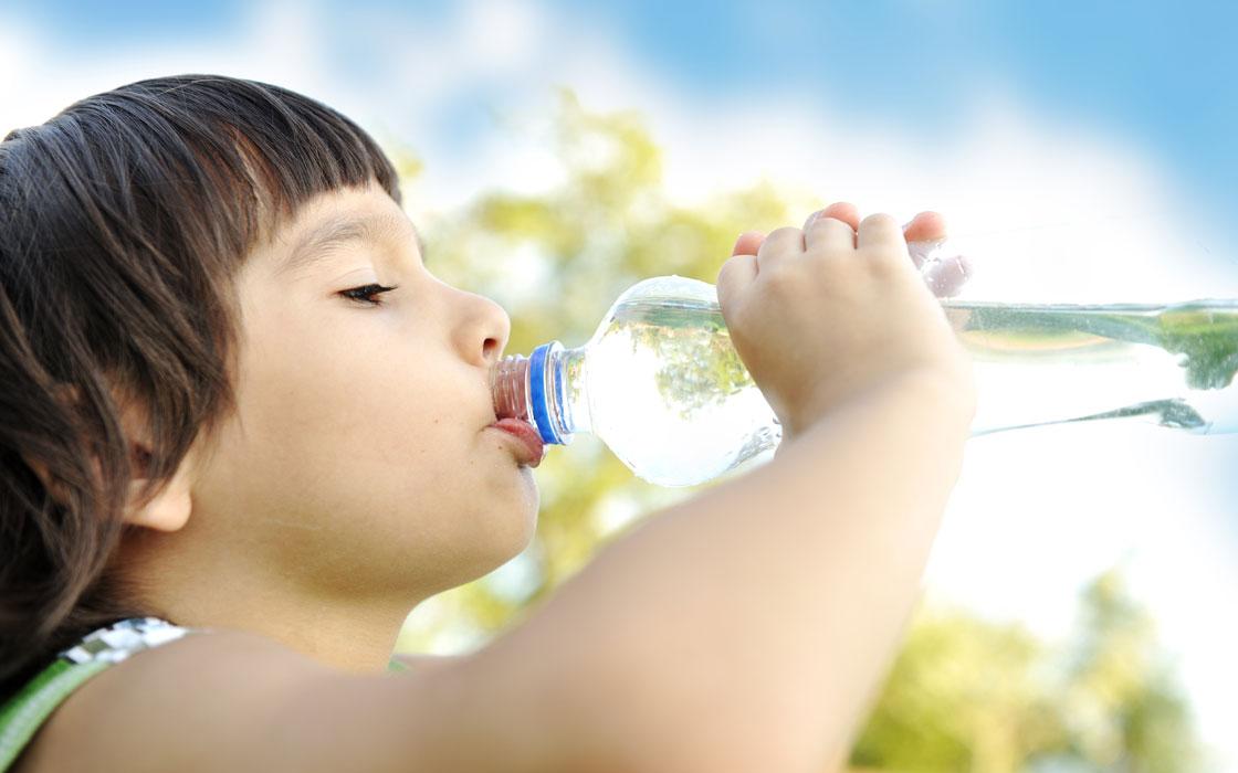 puhdasta juomavettä
