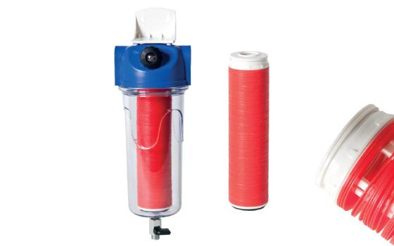 RedDisc-vedensuodatin yksikkö