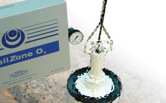 vedenpuhdistusjarjestelmä otsonointi